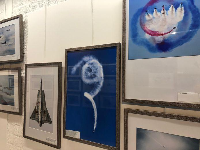 Enkele inzendingen voor de foto-expositie bij Kunst 7 Co in Uden.