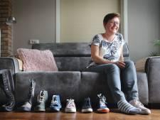 'Eenzame schoen zoekt voet'