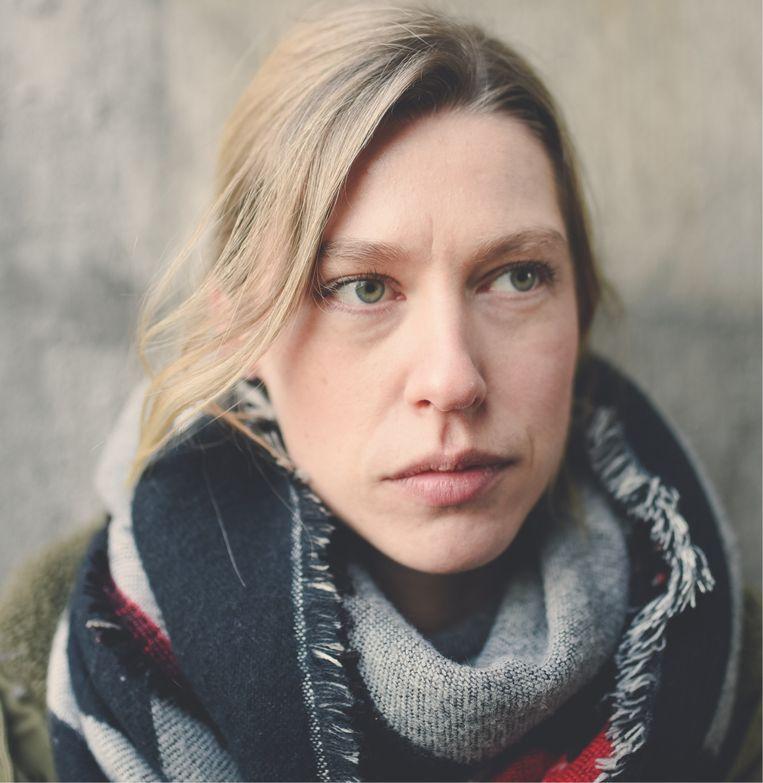 Heidi Driesen, begrafenisondernemer: 'Ik heb de indruk dat mensen persoonlijkere dingen zeggen tijdens uitvaartplechtigheden.' Beeld