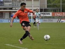 Lorenzo Braaf (20) ziet ASWH niet als zijn eindstation: 'Ik wil zo hoog mogelijk spelen'