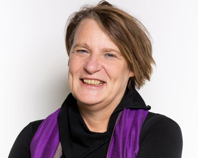 Mary-Ann Schreurs van D66 Eindhoven.