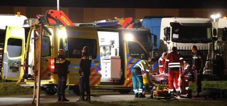 Motorrijder ernstig gewond na eenzijdig ongeval op de Corridor in Veghel