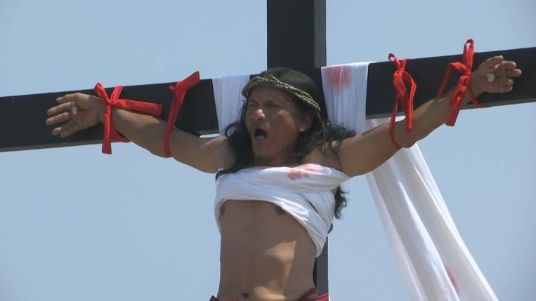 Kruisiging Filipijnen