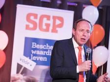 SGP opnieuw grootste in Nunspeet