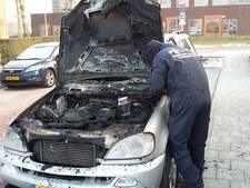 In brand gestoken auto Culemborg was van buurtbewoner