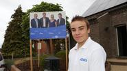 Yarick Lox (18) is jongste kandidaat op Open Vld-lijst