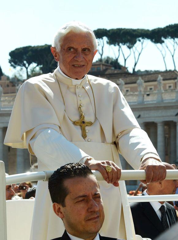 De paus liet de zaak onderzoeken.