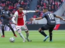LIVE | Van de Beek ramt Ajax op voorsprong tegen Sparta