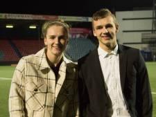 Familie Miedema ademt voetbal: 'Ik denk wel dat Lars veel bij mij heeft afgekeken'