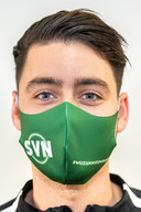 Bart Otte met een SVN mondkapje.
