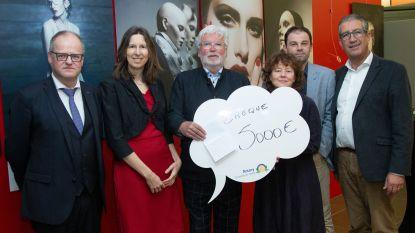 5.000 euro voor dienst Oncologie in Az Damiaan