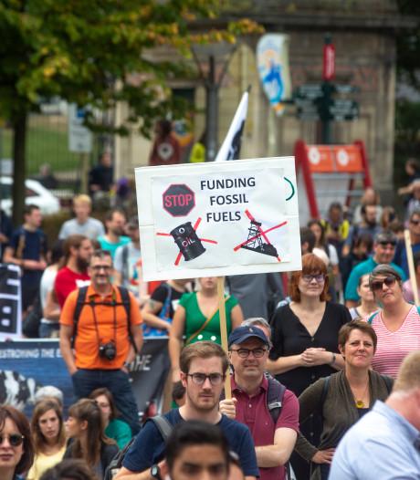Plus de 300 personnes à Bruxelles pour réclamer des actions concrètes en faveur du climat