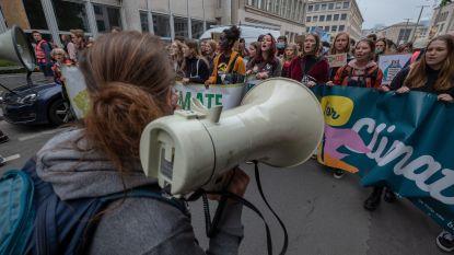 Drie personen aangehouden nadat groep afsplitst van klimaatmars