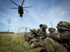 Militairen bestraft voor onbedoeld afvuren kogels in de koffiepauze