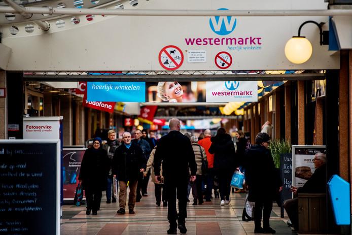 TILBURG WESTERMARKT Renovatie