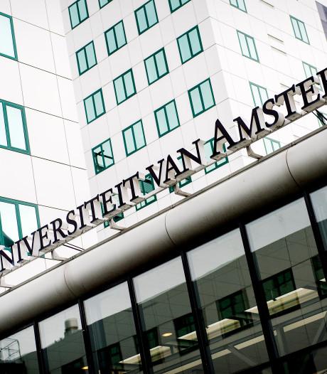 UvA neemt maatregelen na publicatie over misdragingen hoogleraar