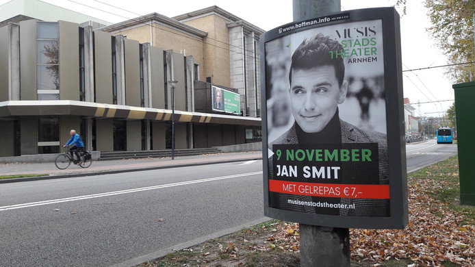 Stadstheater Arnhem. Archieffoto.