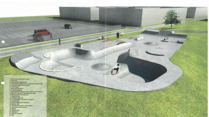 Ontwerp voor skatepark goedgekeurd