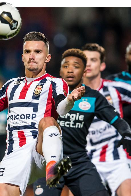 Willem II-thuis is  doorgaans makkie voor PSV