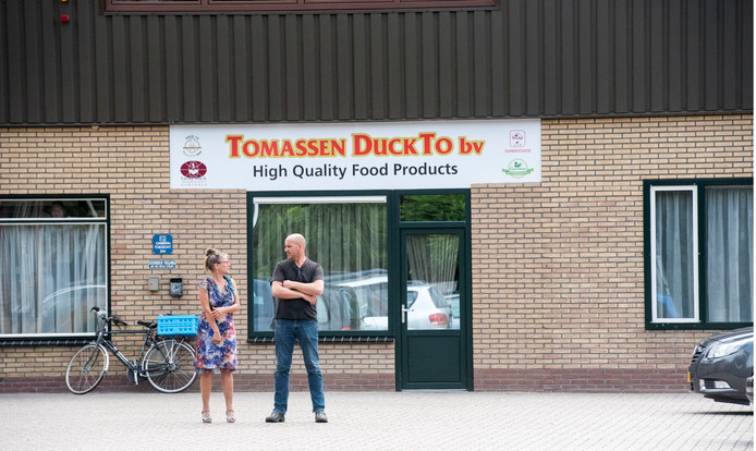 Tomassen Duck To in Ermelo