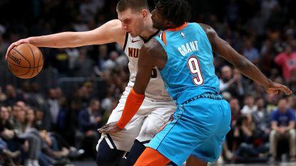 VIDEO. Tweede zege op rij voor New York Knicks, Denver en Jokic pakken scalp Oklahoma