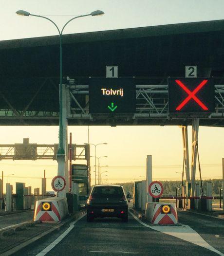 PvdA gooit met voorstel één jaar tolvrije tunnel een boemerang in de lucht