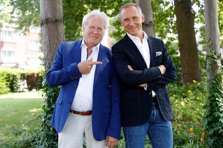 Helmut Lotti en John Leo