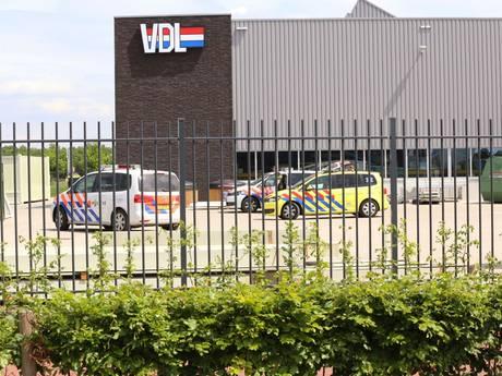Man raakt zwaargewond bij bedrijfsongeval in Hapert