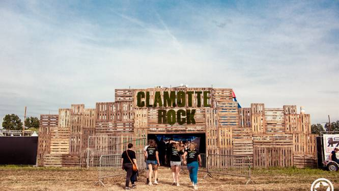 """Clamotte Rock zet alles op alles voor 25ste verjaardag in 2021: """"Nieuwe afgelasting zou toekomst van het festival donker inkleuren"""""""
