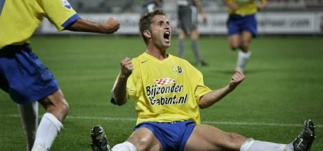 RKC-topscorer aller tijden Hoogendorp: 'Aanbiedingen waren er van PSV, Ajax en Feyenoord'