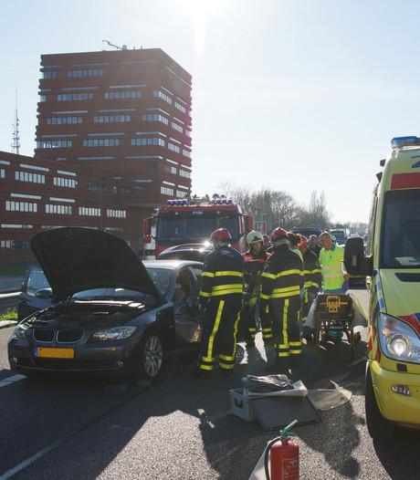 VIDEO: A59 bij Waalwijk weer vrijgegeven na groot ongeluk