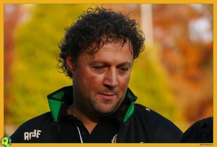 Max Raeven trainer vv Rijen