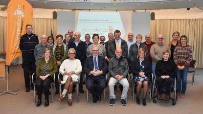 Koksijde is gastgemeente voor Vlaanderen Wandelt