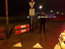 Vijftal duikt ineens op bij cocaïnewasserij Sint Willebrord en wordt aangehouden door politie