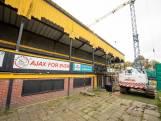 Monumentale tribune gaat verhuizen, maar blijft in Rijssen