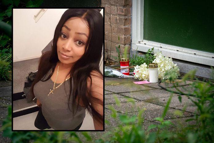 Naomi (35) werd neergeschoten in haar flat aan de Floriszstraat in Arnhem. Ze overleed niet veel later aan haar verwondingen.