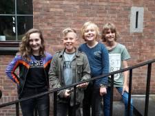 De 'jongste band van Zeeland' debuteert op Tribute to Woodstock: The Travelling Trashcans