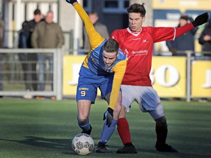 Eindhovenaar Joey Hellstern verlaat Blauw-Geel'38 en gaat geluk bij OJC Rosmalen beproeven