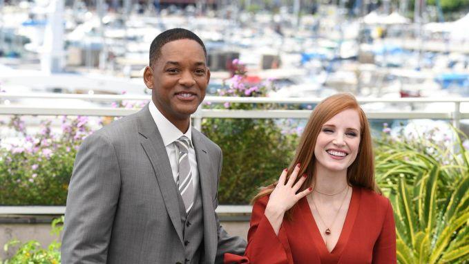 """Will Smith in Cannes: """"We moeten films kijken om half negen 's ochtends"""""""