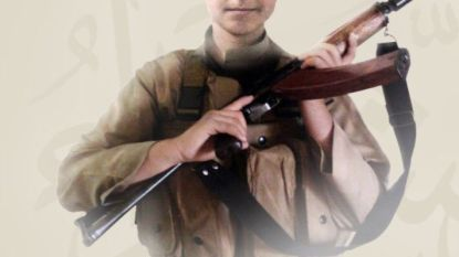 Zoon van IS-leider sterft bij gevechten in Syrië
