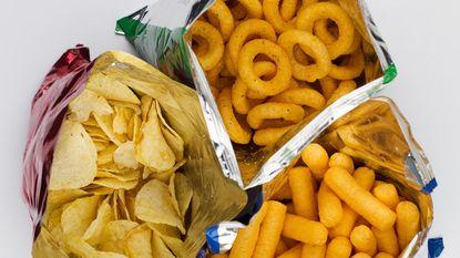 Dus daarom zit er altijd zoveel lucht in je zak chips
