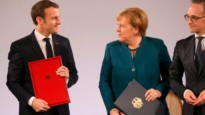 Duitsland distantieert zich van Macron na opmerkingen over NAVO