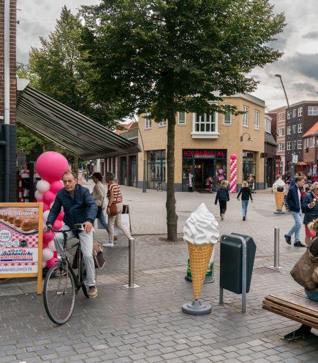 'Gevaarlijke situaties'; ondernemers willen aanpak (brom)fietsen bij De Driesprong