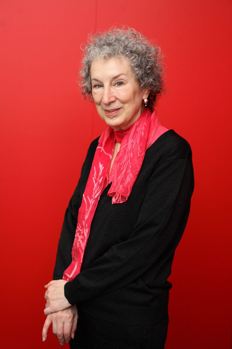 Margaret Atwood Beeld Basso Cannarsa / Leemage / HH