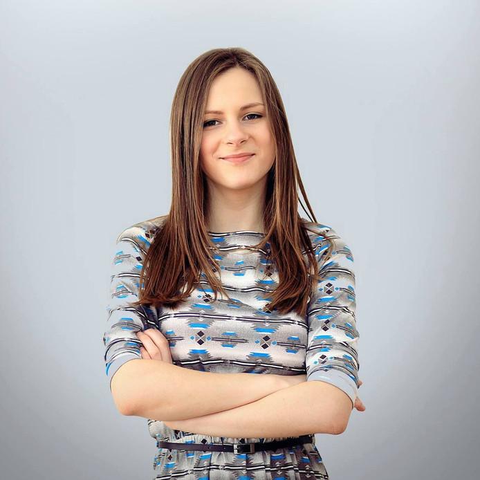 Ecaterina Barbăneagră uit Moldavië heeft al meer dan 100 mails gestuurd, maar daar nog steeds geen kamer aan overgehouden.
