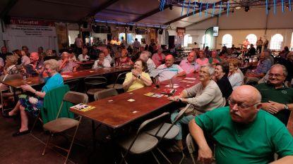 Senioren vieren Lisp Kermis met show en muziek