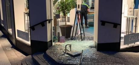 Inbraak opticiens in Zwolle en Deventer op hetzelfde tijdstip: 'geen toeval'