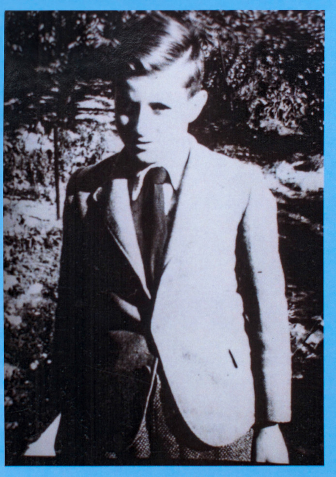 Hijman Gans kwam als dertienjarige jongen naar zijn onderduikadres bij de familie Laarman in Dalmsholte.