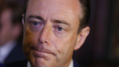 """De Wever: """"Zeggen dat we acht miljard moeten vinden in twee jaar, dat is mensen blaasjes wijsmaken"""""""