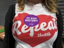Ierse tegenstanders van abortus erkennen verlies in referendum